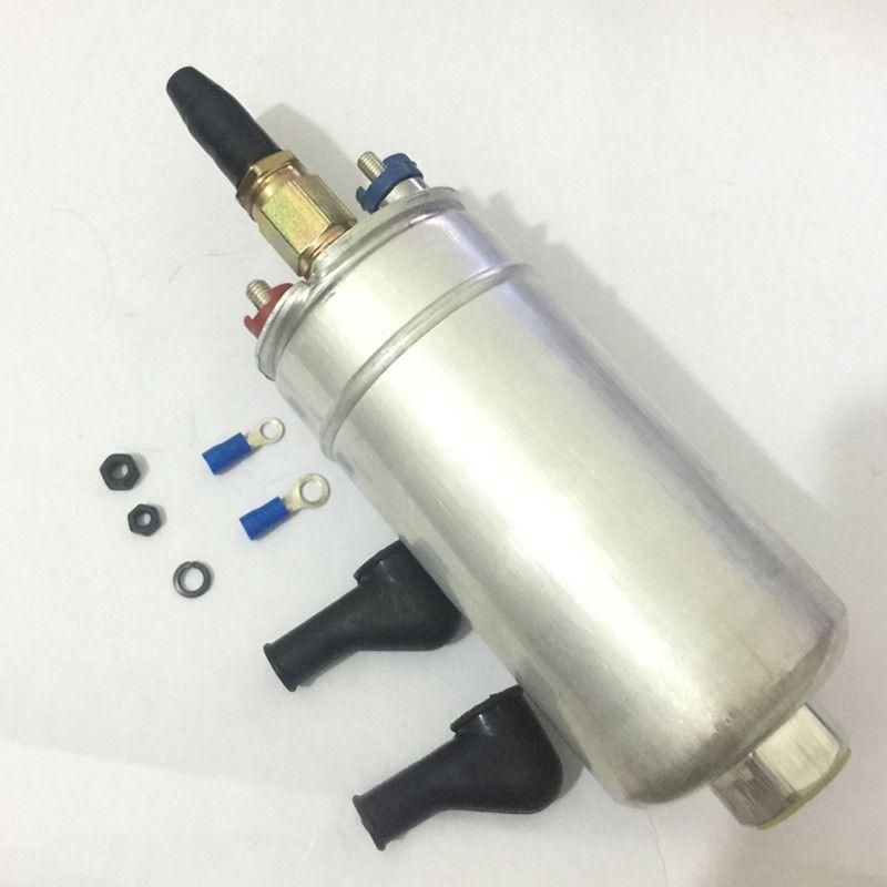 Livraison gratuite E85 haute pression 330lph haute performance pompe à carburant utilisation externe remplacer pour original 0580254044 0580 254 044