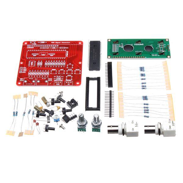 2018 Best Price Orignal Hiland DDS Function Signal Generator Module DIY Kit Sine Square Sawtooth Triangle Wave Electronics Stock