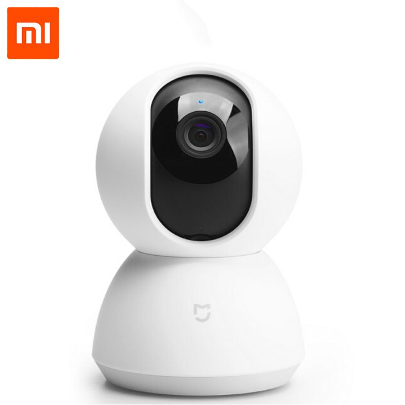 original Xiaomi Mijia Smart Cam Cradle Head Version 1080P HD 360 <font><b>Degree</b></font> Night Vision Webcam IP Cam Camcorder For smart home