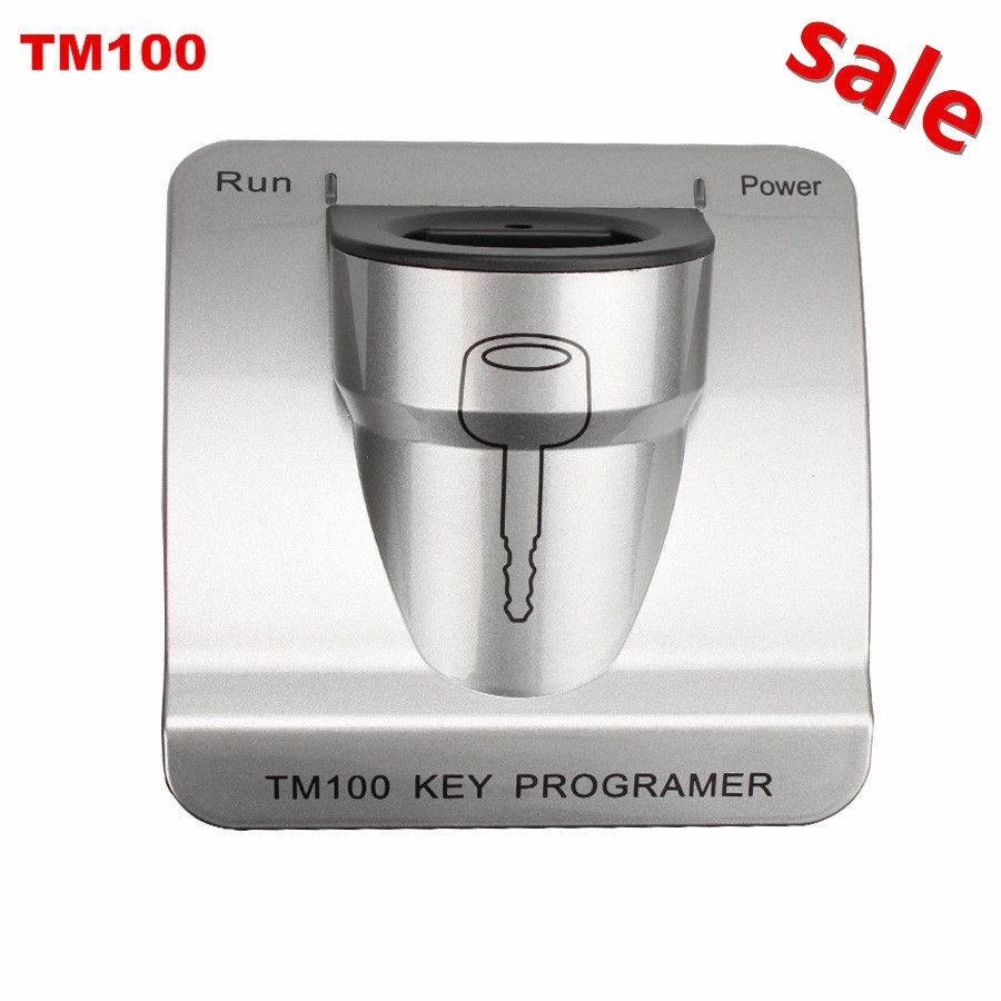 v7.8 TM100 Transponder Key Programmer Full Version With 62 Modules Support All Key Lost