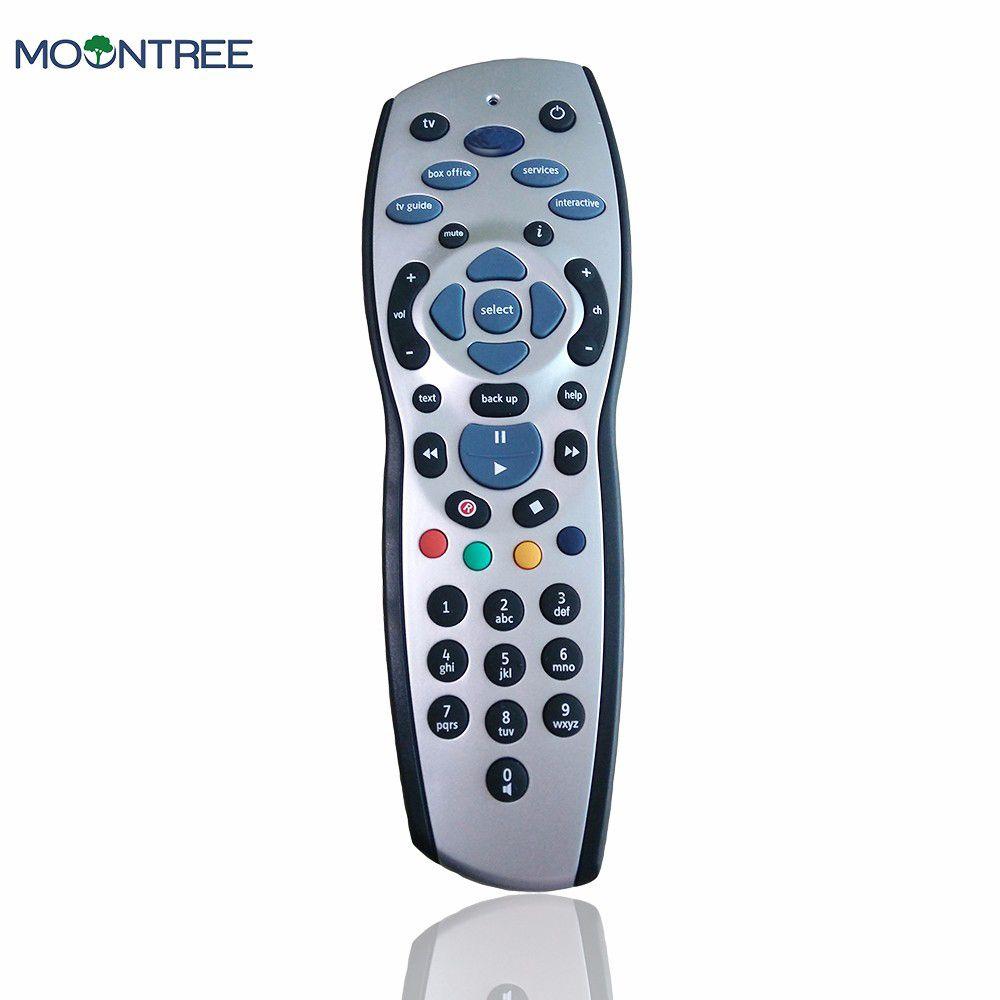 Télécommande universelle pour TV Sky CES REV9F HD CIEL + PLUS HD rev 9 nouveau remplacement télécommande pour smart tv 433 mhz