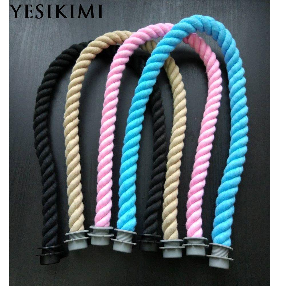 YESIKIMI 1 paire 65 cm Long sac poignées corde poignée accessoires sangle