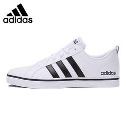 Asli Baru Adidas NEO Label Pria Skateboard Sepatu Sneakers