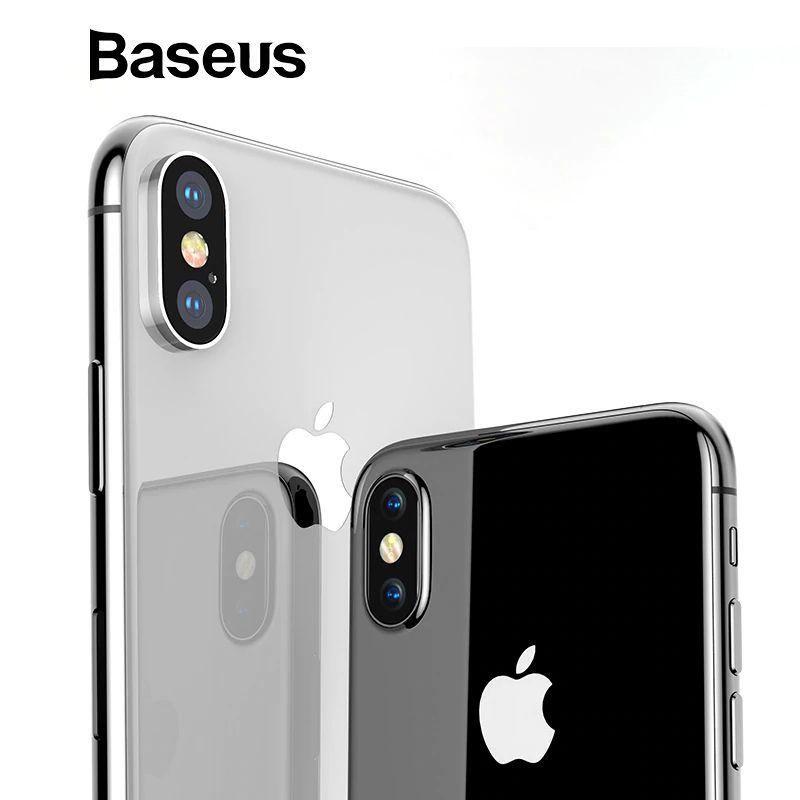 Baseus Ultra Dünne TPU Fall Für iPhone X schmutz-beständig Fall Transparent Weichen Silikon Hohe Transparenz Fall Für iPhone X Abdeckung
