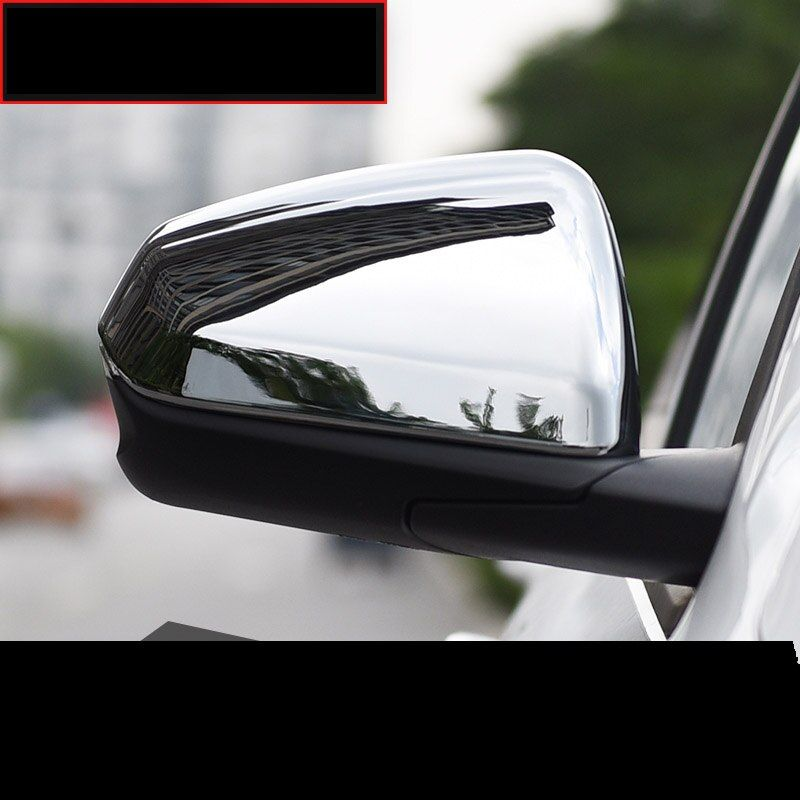lsrtw2017 abs car rearview cover trims for chevrolet Equinox 2017 2018 2019