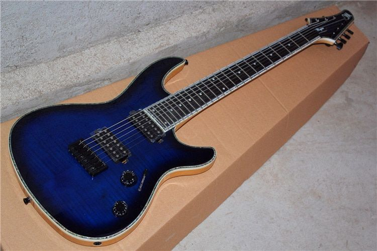 new arrival free shiping custom shop 7 strings electric guitar Connect body guitar
