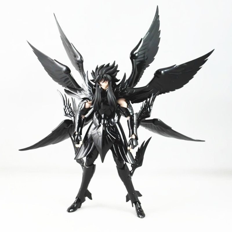 Metal Saint Seiya Cloth Myth Specters Emperur Hades God Of Underworld Action Figure Colletion Model