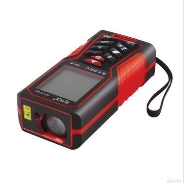 Livraison gratuite NOYAFA NF-2100 vente chaude 100 M laser distance mètre laser télémètre