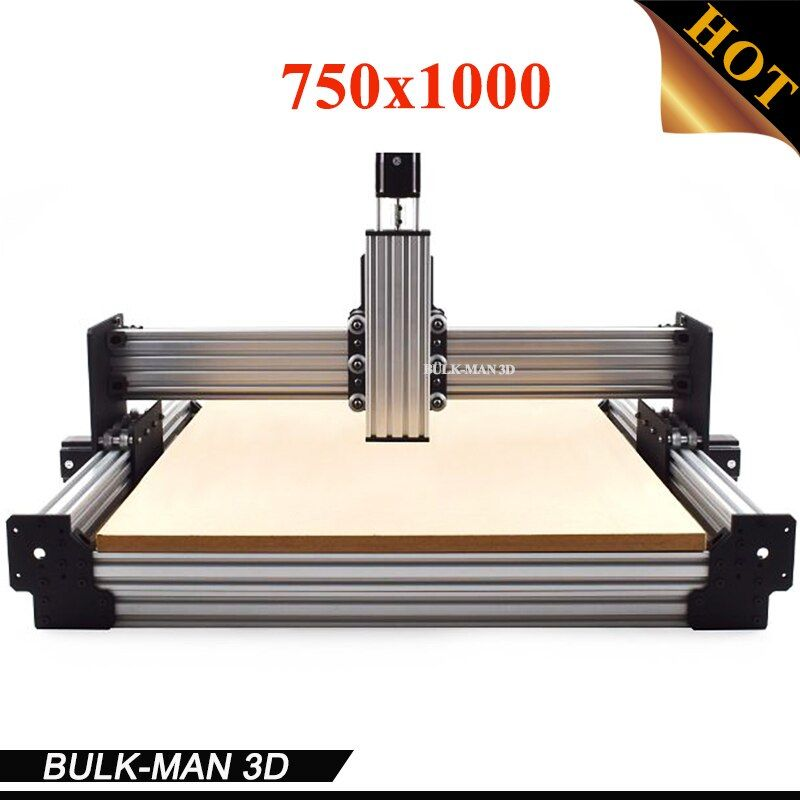 WorkBee CNC Mechanical kit OX CNC Router Machine Upgrade Version DIY CNC Engraving Machine, Carving tool for ooznest