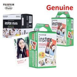 Fujifilm Instax Mini 8 9 Film 10 20 30 40 50 60 Sheets for Camera Instant Mini 7s 25 50s 90 Photo Paper White Edge 3