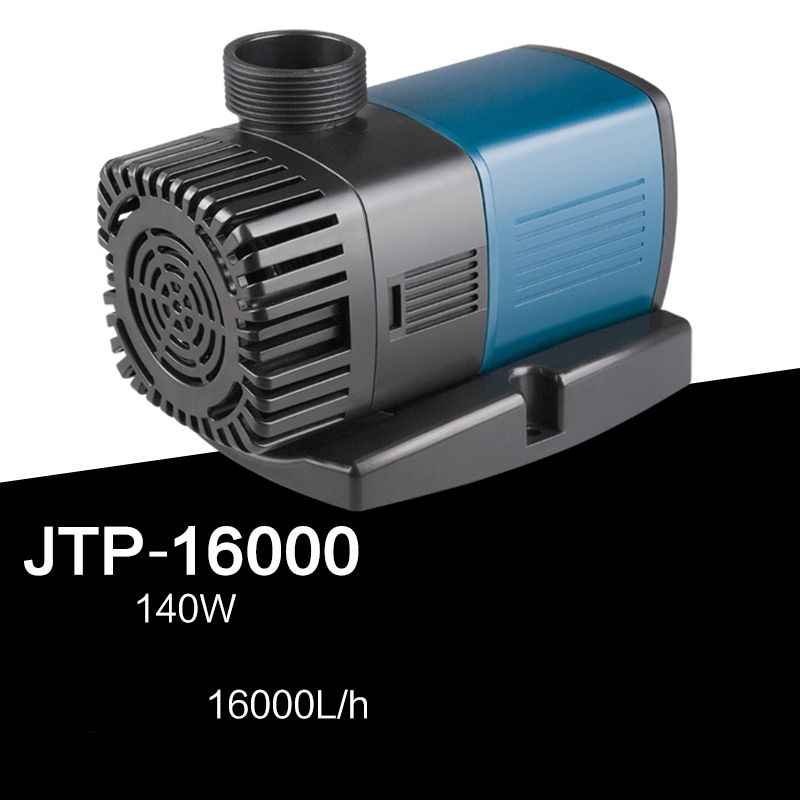 16000L/h SUNSUN JTP-16000 Submersible Inline Water Pump for Aquarium Fish Tank Hydroponics Pond Filter Pump Water Feature Pump