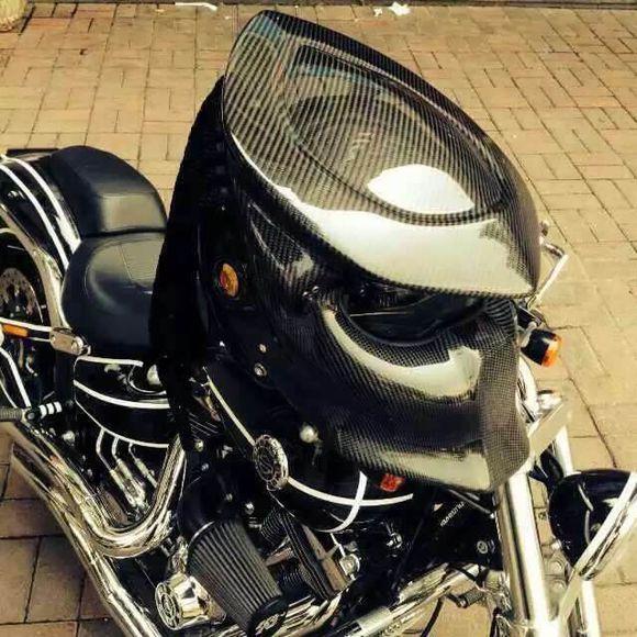 Predator carbon fiber motorcycle helmet iron full face moto helmet DOT certification High quality clear colorful visor