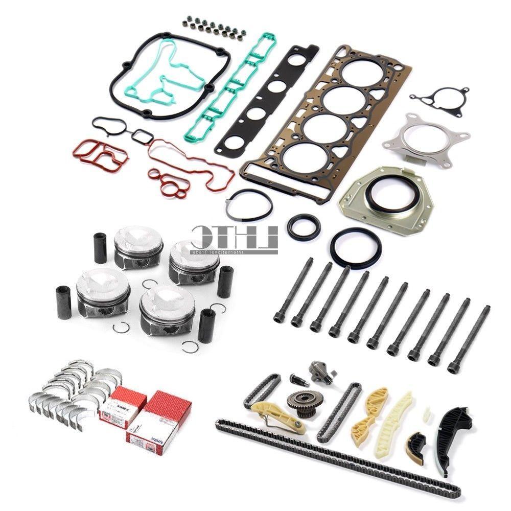 Motor Reparatur Überholung Überholung Rebuild Wiederaufbau Kit Für V W CC AUDI A3 A4 A5 1,8 TFSI 23mm Bolzen