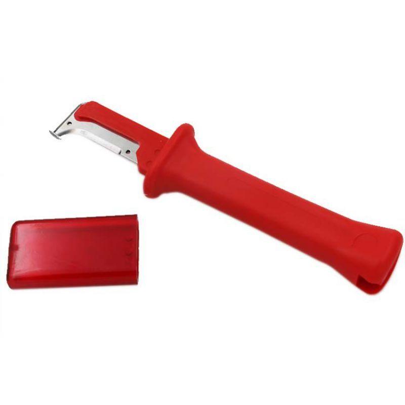 Type allemand isolation électrique câble dénudage couteau pinces outils à main Decrustation pinces H7