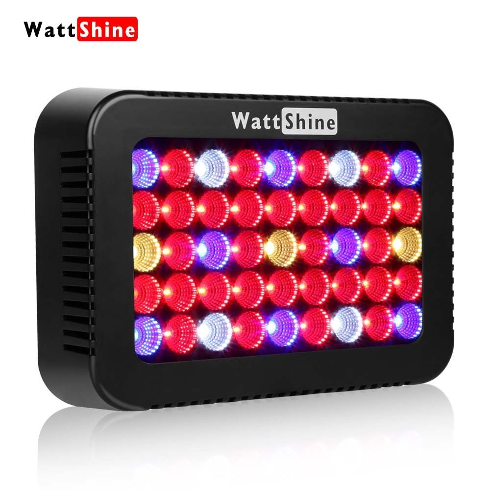 Double chips 300W 450W led grow lights Full spectrum Flower indoor Lamp for <font><b>plants</b></font> Overseas warehours Fast deliver Veg Bloom