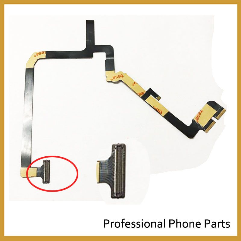 For RC Parts Flexible Gimbal Flat Ribbon Flex Cable layer Accessory Replacement Fit For DJI PHANTOM 4 PRO Repair Parts