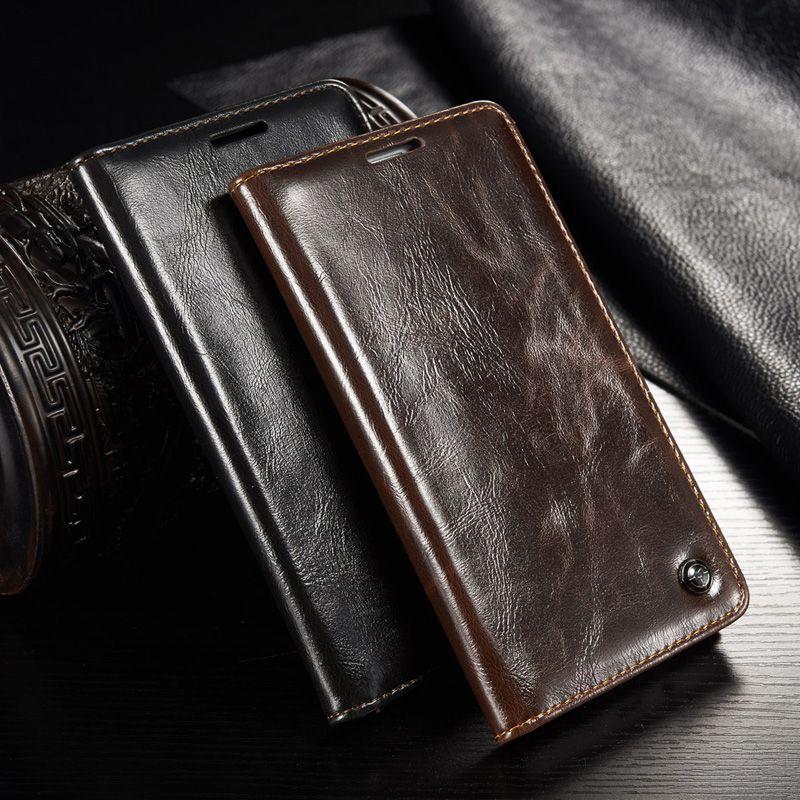 Case for Coque Samsung Galaxy A7 Flip PU Leather Soft Silicone Wallet Case for Samsung Galaxy A7 A 7 Cover Phone Holster Etui