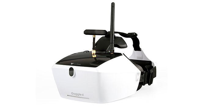 Walkera Goggle 4 FPV Video 5,8G Außen FPV Luft Gläser für walkera furious 210 F320 Rodeo 150 Racing Drohnen