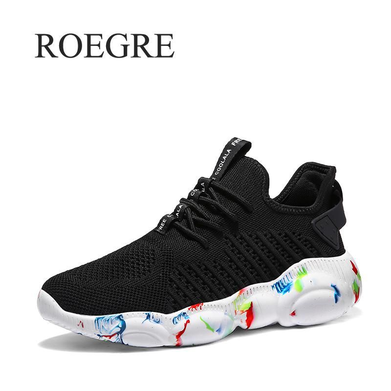 Grande taille 35-47 mode Krasovki hommes chaussures décontractées hommes chaussures Sneakers léger respirant chaussures Tenis Masculino 2019 nouveau