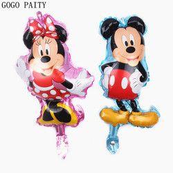 GOGO PAITY новый мультфильм Стиль алюминиевый шарик Детские вечерние день рождения украшения декоративные надувные игрушки самозапечатывание