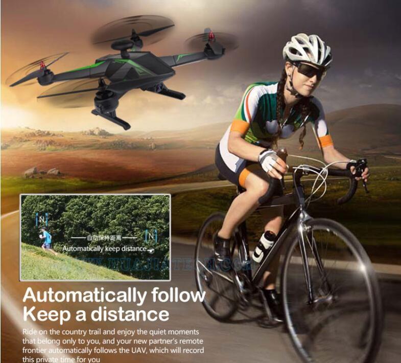 GPS/suivez-moi Mode hélicoptère RC RC136 Drone professionnel RC avec caméra HD 1080P sans tête 5.8G FPV RC quadrirotor vs X350 X8HG
