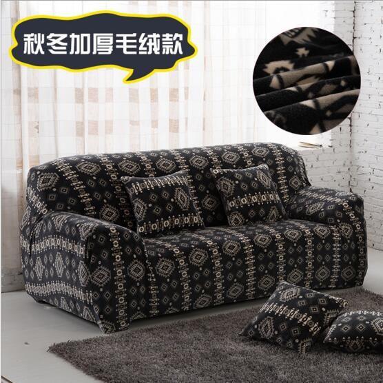 Wohnmöbel Thicked Stuhl Sofa Sofa Couch Stretch Protector Cover Schutzhülle 1/2/3 Couch Stretch Schützen Abdeckung schonbezug