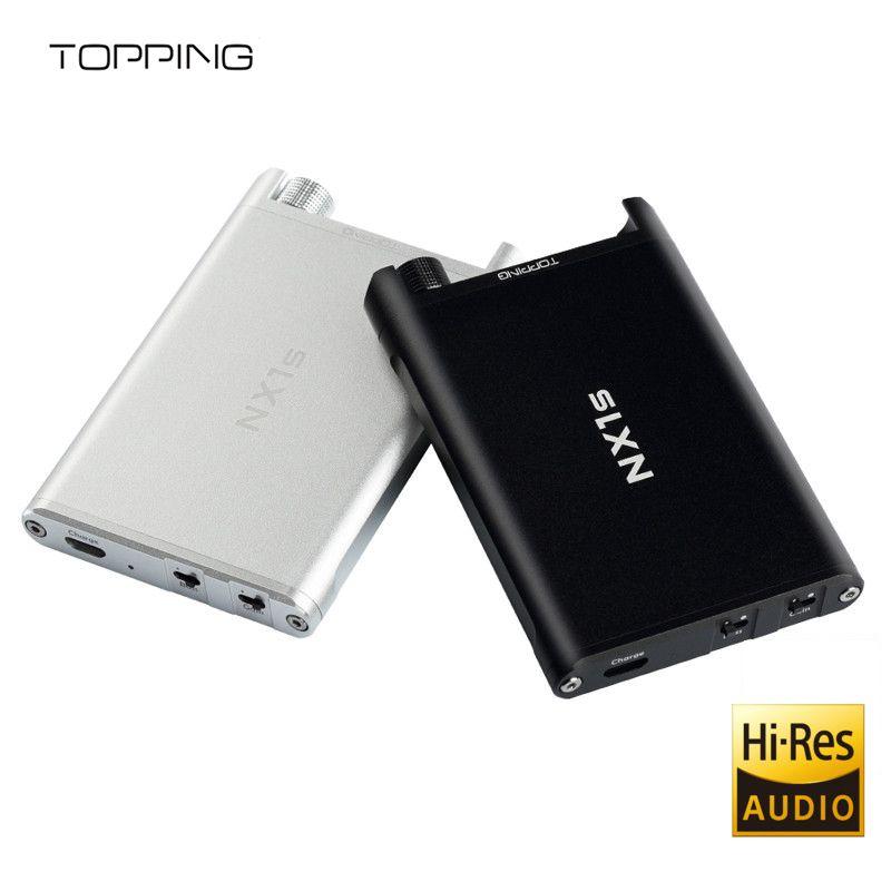 RICHT NX1s Neue Hallo-Res Digitale OPA1652 LMH6643 HiFi Audio Portable Mini Kopfhörerverstärker AMP