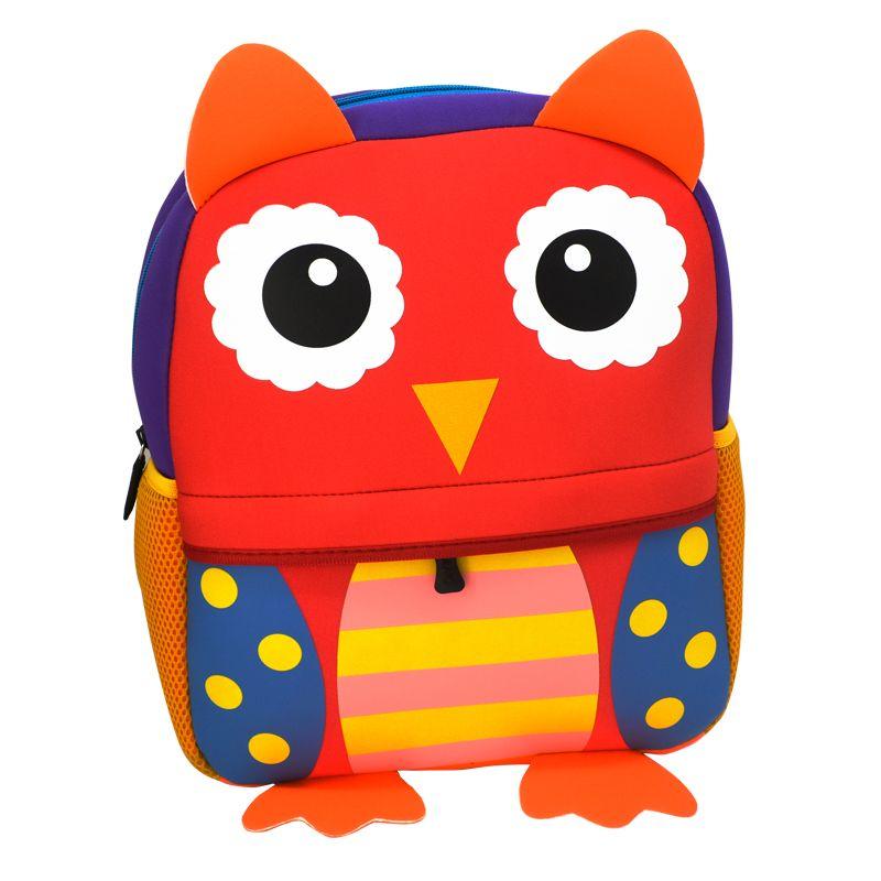 Новые милые детские школьные сумки мультфильм мини-рюкзак игрушка для детского сада Для мальчиков и девочек Детская подарок студенту прекр...