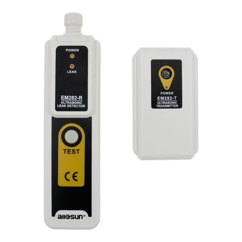Ultrasonic Leak Detector 40KHz Ultrasonic Transmitter Relative Humidity