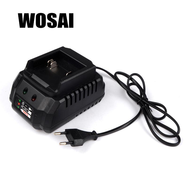 WOSAI 20 V Outils Électriques Au Lithium Chargeur de Batterie Adaptateur Machine Applicable Modèle WS-B6 WS-L6 WS-H3 WS-H5 WS-J3 WS-F6