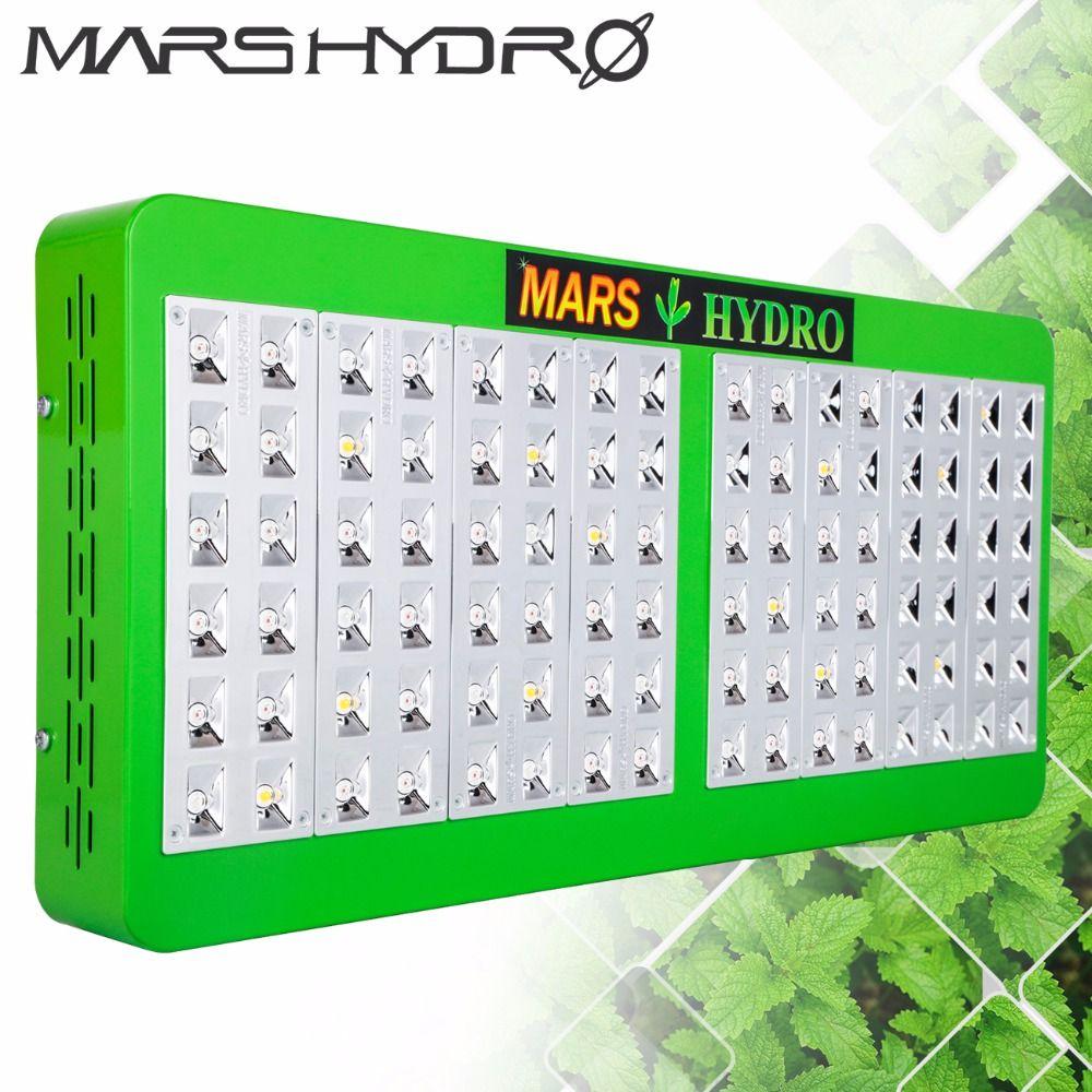 Mars Hydro Reflektor 480 Watt Geführt Wachsen Volles Spektrum Wachsen Lichter für Innengarten