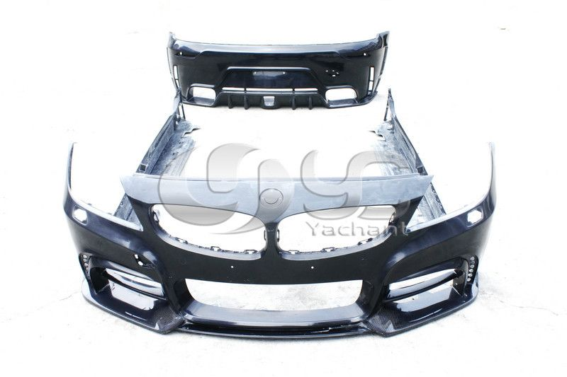 FRP Faser Glas Rowen Weiß Wolf Edition Stil Bodykit (vorne bumpr seite röcke hinten stoßstange) fit Für 2009-2013 BMW Z4 E89