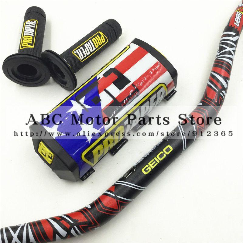 PROTAPER Handlebar Pads Handle Grips Fat Bar 1-1/8