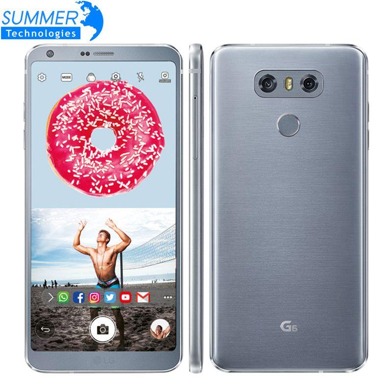 Original Entsperrt LG G6 4g LTE Android Handy Quad Core 4 gb RAM 32 gb ROM 5,7