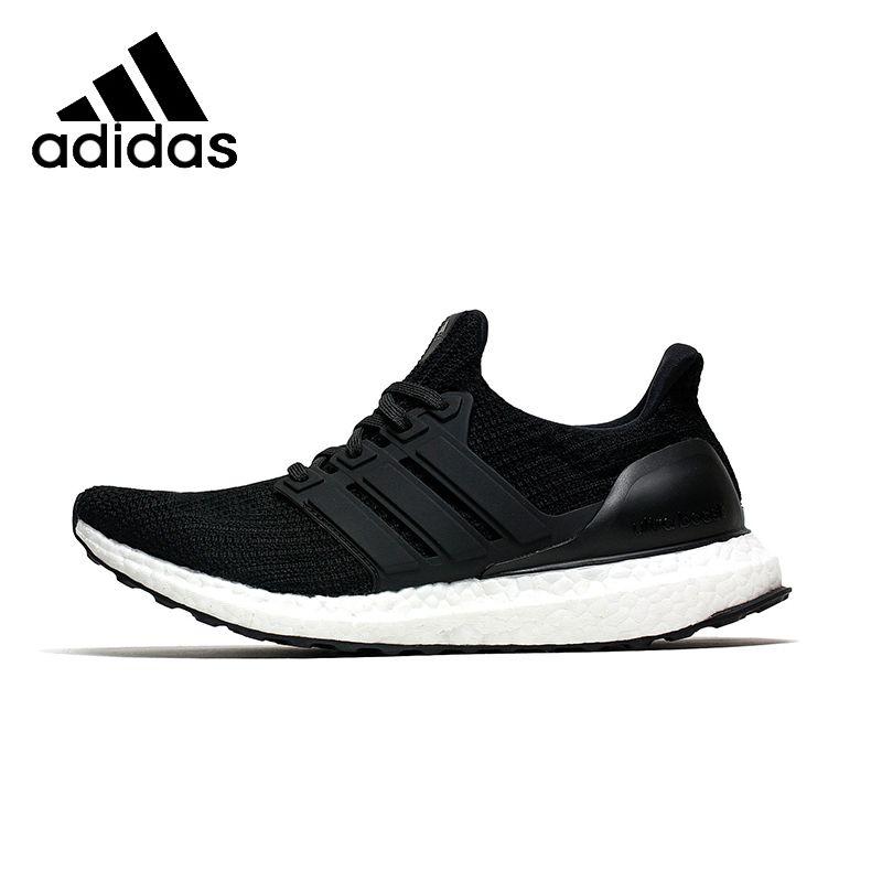 Original Neue Ankunft Authentische ADIDAS Ultra BOOST Herren Laufschuhe Mesh Atmungs Leichte Stabilität Turnschuhe Sport Schuhe