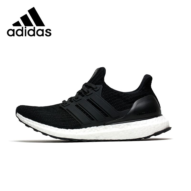 Original New Arrival Authentic ADIDAS Ultra BOOST Mens Running Shoes Mesh Breathable Lightweight Stability Sneakers Sport Shoes