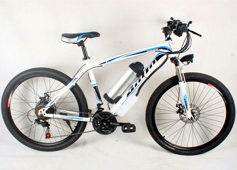 Hohe qualität 48 v 500 watt 12AH lithium-batterie elektrische fahrrad 21 geschwindigkeit elektrische mountainbike und fahrrad elektrische fahrrad