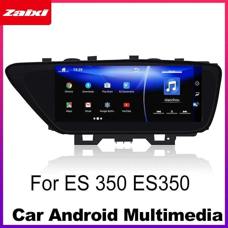 Android 7.0 up Auto Multimedia-player Für Lexus es 350 ES350 2014 ~ 2017 WiFi GPS Navi Karte Stereo Bluetooth 1080 p IPS Bildschirm