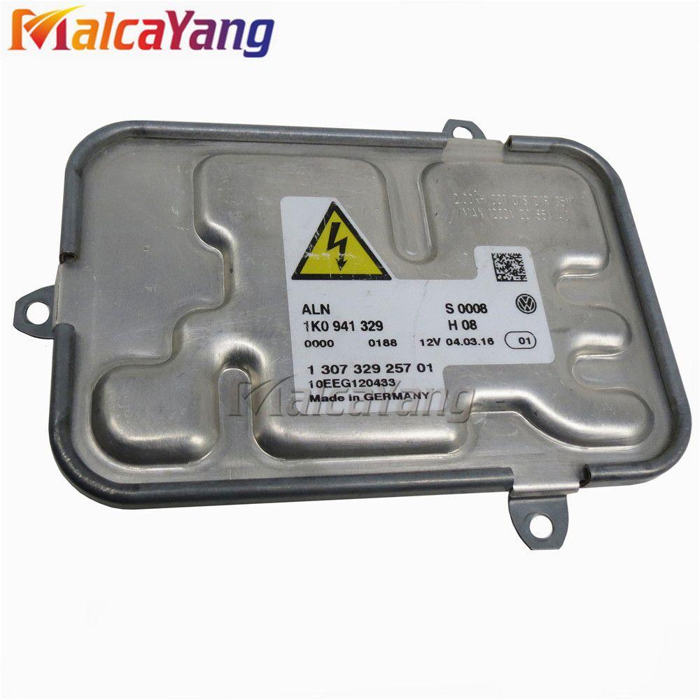 Original used Xenon HID Ballast Headlight Unit Controller 1K0941329 130732925700 for 08-11 VW CC