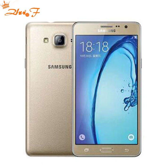 Téléphone portable d'origine Samsung Galaxy On5 G5500 8 GB ROM 4G LTE téléphone portable Android 8MP