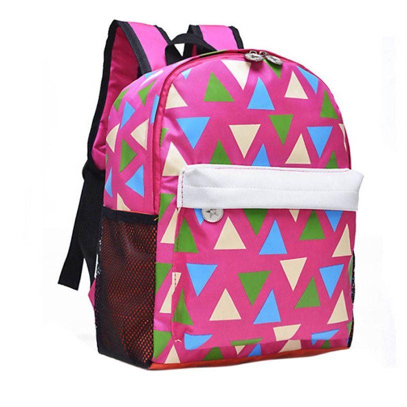New brand Backpack 2016 fashion Children School Bag Cute Baby Toddler Canvas Shoulder Bags for boys girls mochila feminina