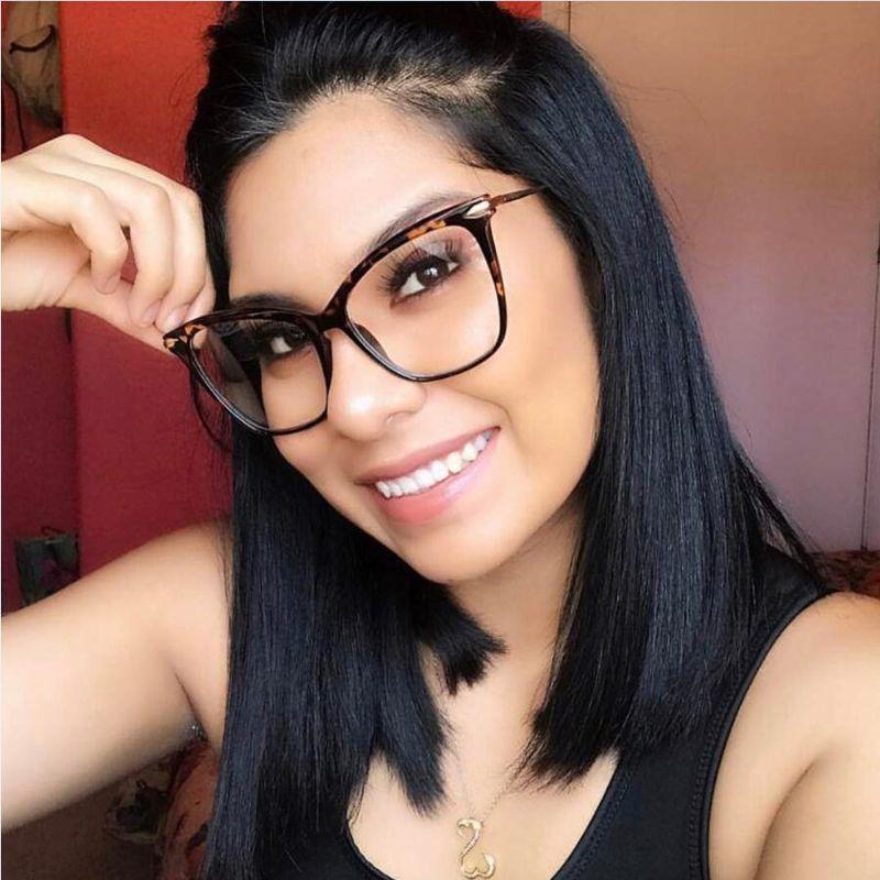 New Fashion Polycarbonate Cat eyes Eyeglass frames 2017 Cat eye Brand Designer Women sunglasses Sun glasses UV400 Oculos de sol