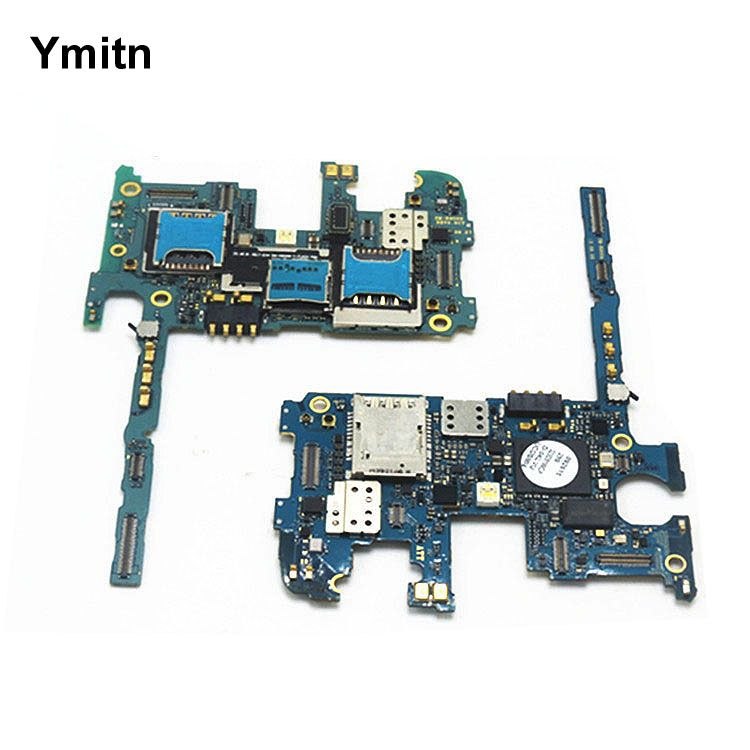 Ymitn 100% work Motherboard Unlocked Official Mainboad With Chips Logic Board For Samsung Galaxy Note3 Note 3 N900 N9005 32GB