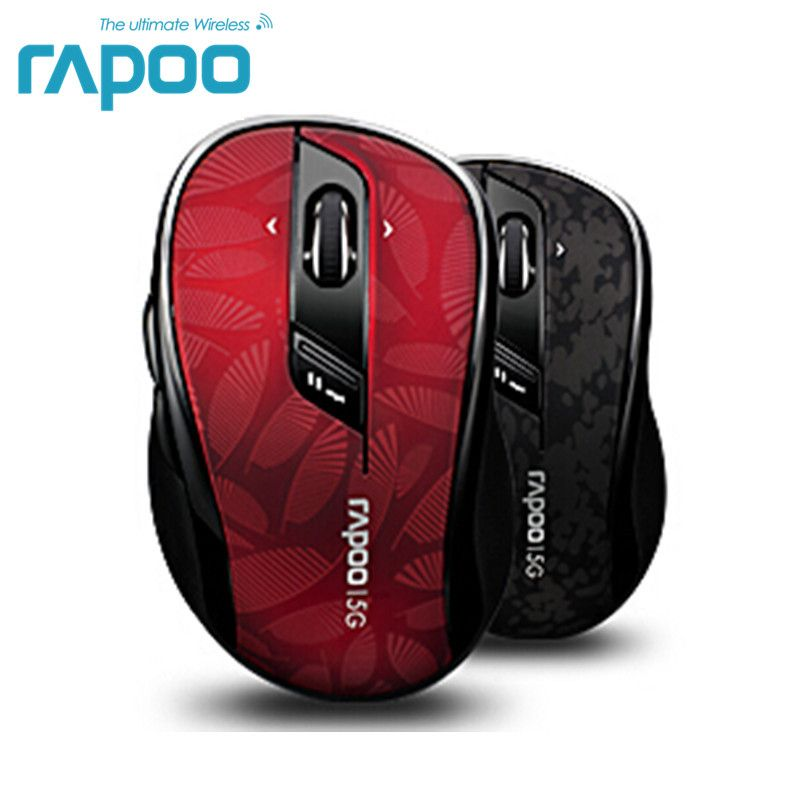 Original Rapoo 7100P 5G Wireless Optical Mouse, Gaming Mice for Desktop Laptop PC Computer ,High quality brand new in box