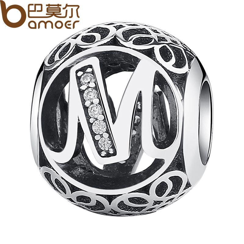 BAMOER 100% 925 Sterling Silver