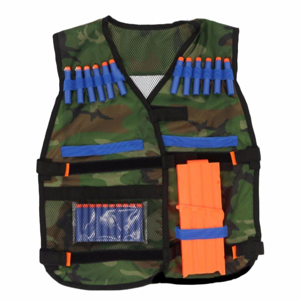 54*47 cm Neue colete tatico Freien Taktische Einstellbare Weste Kit Für Nerf n-strike Elite Spiele Jagd weste Top Qualität