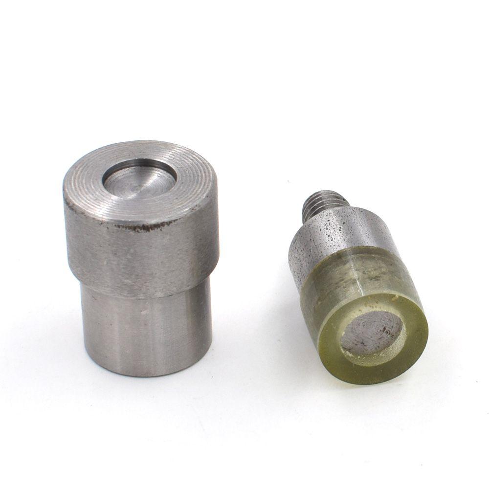 Outil d'installation de rivets métalliques pression sur déduction spéciale. Rivet mourir. Bouton moule. Matrices d'outils de réparation de couture d'ongle de moule