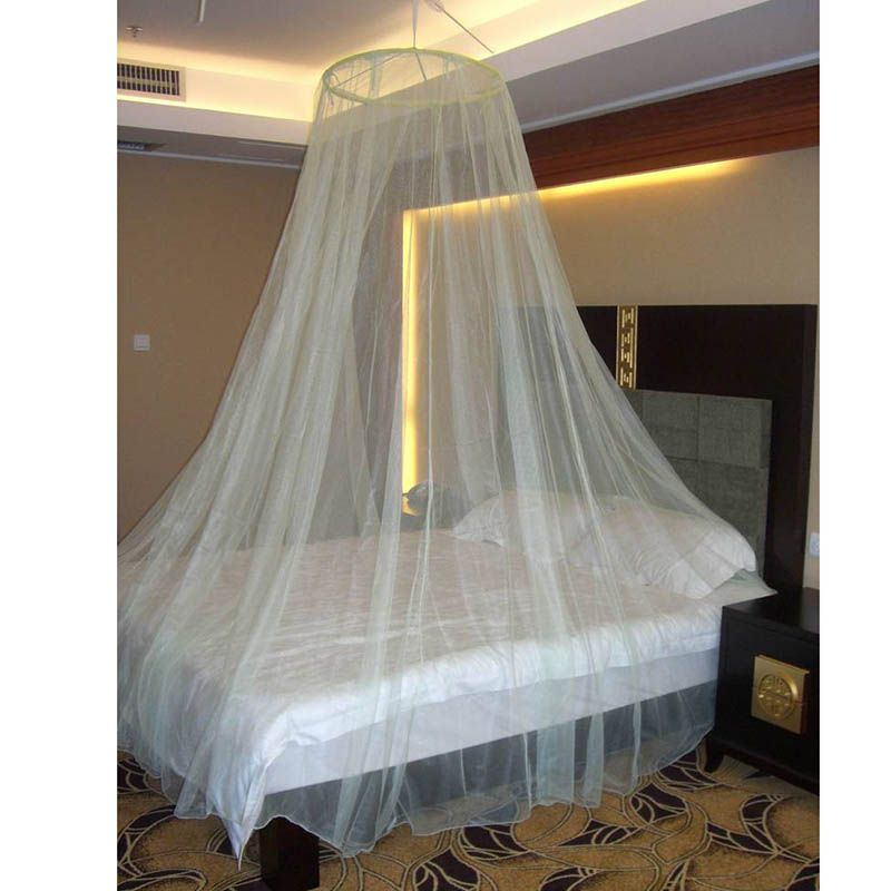Hanging Princess Castle Conical Mosquito Nets Bed Curtain