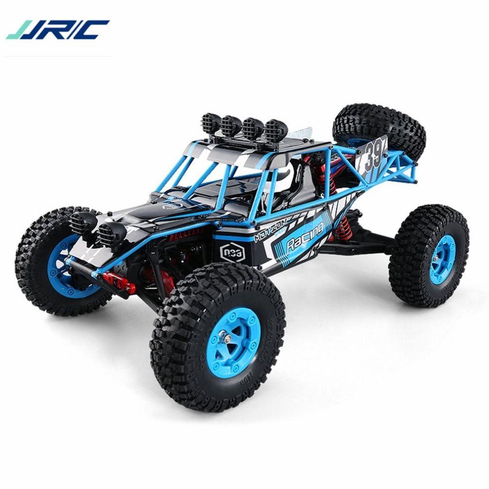 JJRC Q39 RC Car HIGHLANDER 1:12 4WD RC Desert Truck RTR 35km/H Fast Speed High-Torque Servo 7.4V 1500mAh LiPo Off Road Cars hi