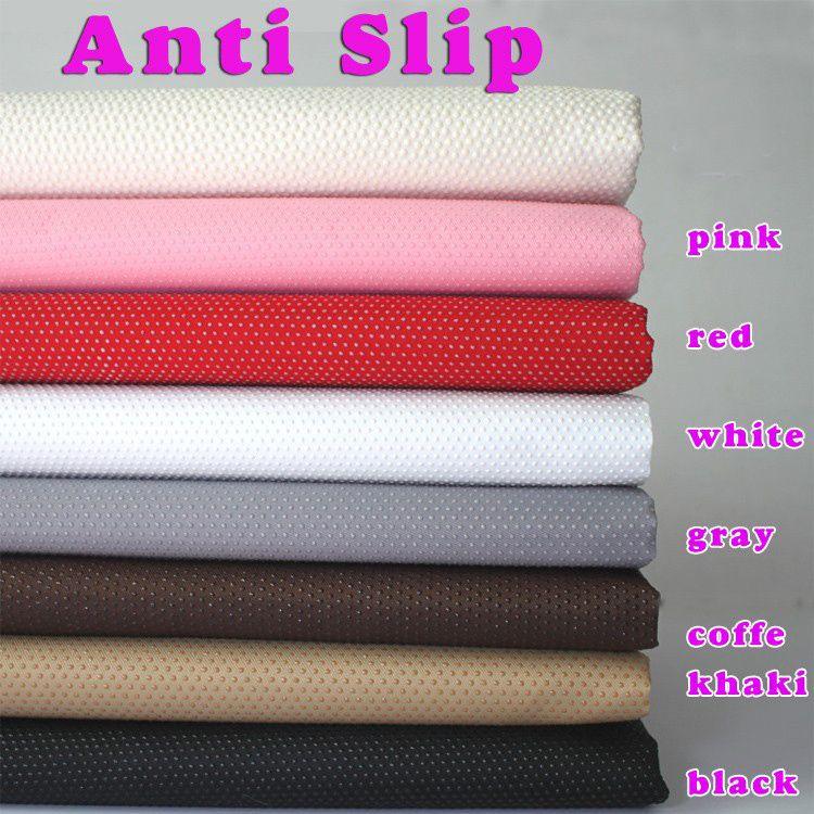 Tissu antidérapant vinyle antidérapant pour coussin tapis accessoires tissu anti-dérapant antidérapant 60